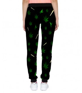 weed women jogger pant